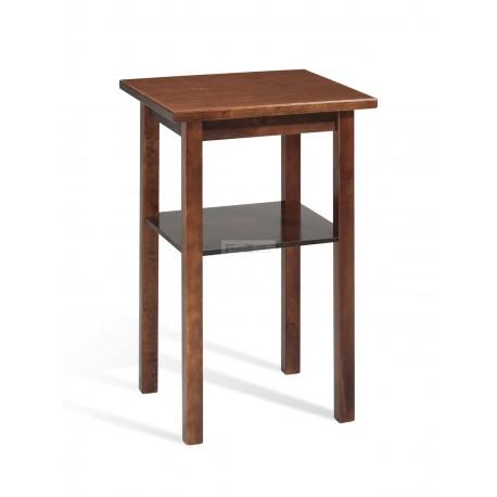 Mesa hosteler a durango alta 70x70 for Mesa 70x70 madera