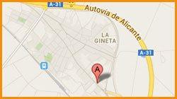 Localización FCM Mobiliario