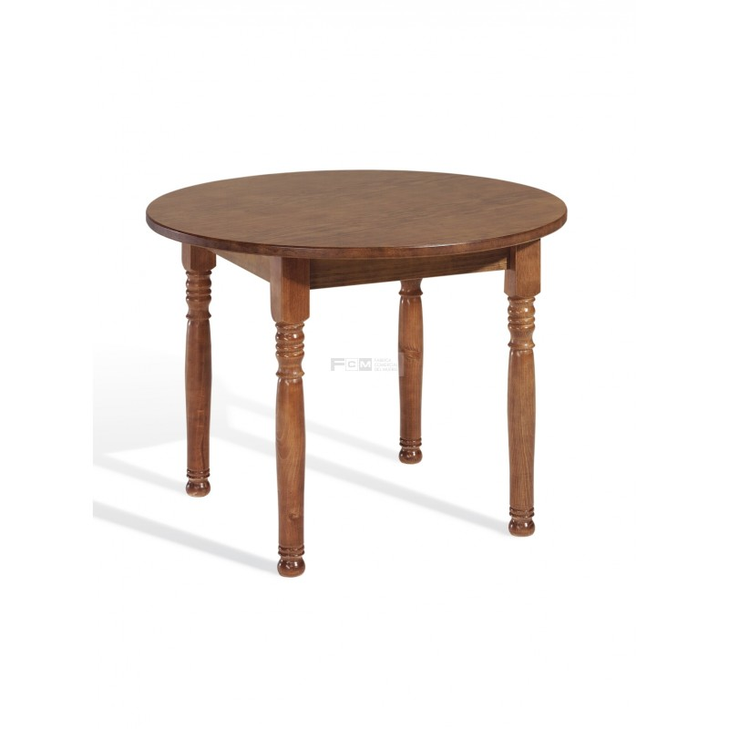 mesa hosteler a durango redonda 70 cm diametro