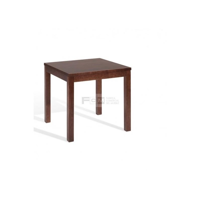 Conjunto mobiliario hosteler a mesa dunia y silla aspas for Mesas y sillas hosteleria