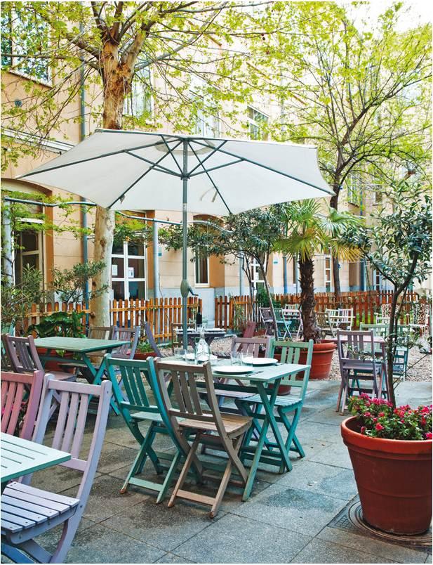 Mobiliario de terraza qu material escoger para tu terraza - Mobiliario para terraza ...