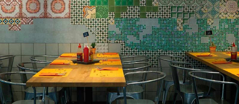 sillas restaurantes pequeños