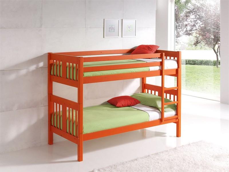 Literas infantiles para dormitorios de niños