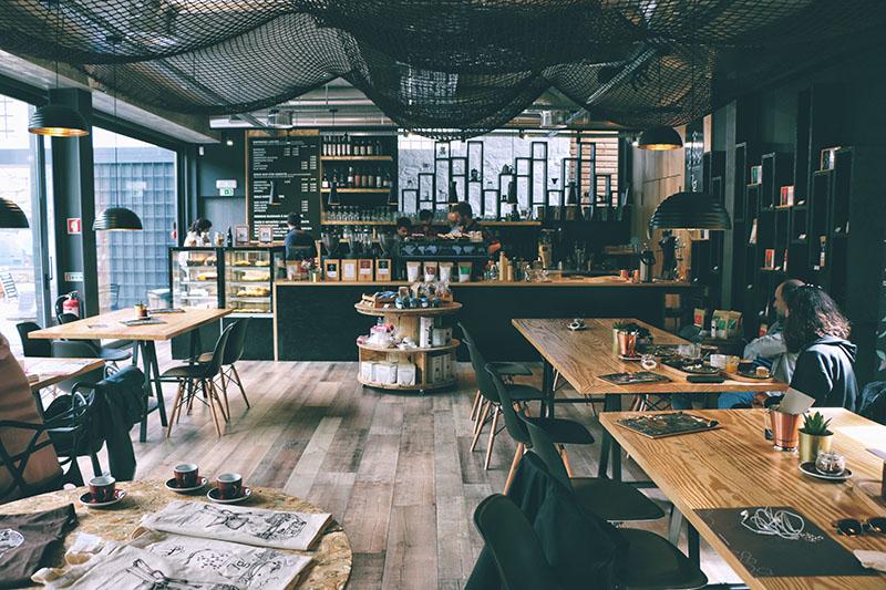 Mueble de servicio para restaurante