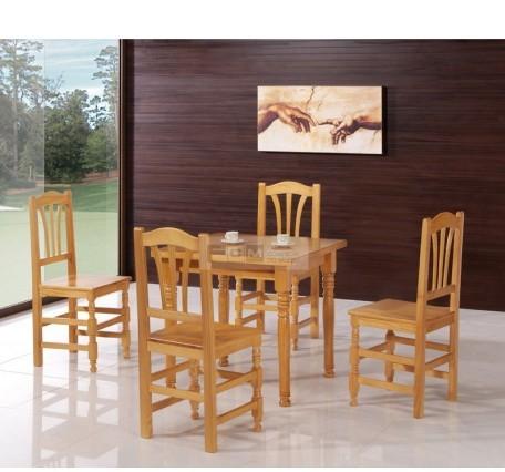 sillas y mesas gineta para hostelería